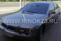 BMW 730 2004 Седан Армавир