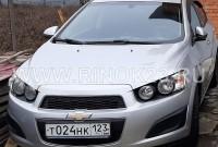 Chevrolet Aveo 2013 Седан Краснодар