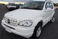 Mercedes-Benz ML 270 CDI 2000 Внедорожник Сочи