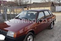 ВАЗ (LADA) 21099i 1998 Седан Вознесенская