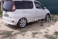 Toyota Funcargo 2003 Минивэн Выселки