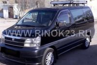 Nissan Caravan Elgrand 1997 Универсал Анапа