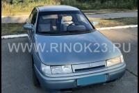 ВАЗ (LADA) 21102 2002 Седан Новороссийск