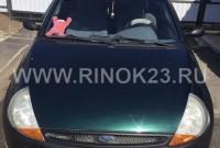 Ford Ka 1997 Хетчбэк Тихорецк