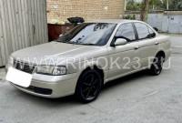 Nissan Sunny  2003 Седан Тимашевск