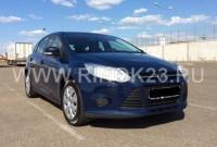 Ford Focus хетчбэк 2012 г бензин 1.6 л МКПП Краснодар