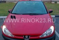 Peugeot 206 2008 Хетчбэк Краснодар