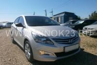 Hyundai Solaris 2014, 1.6 л.(123 л.с) АКПП Седан