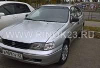 Toyota Carina E седан 1998 бензин 1.6 МКПП Краснодар