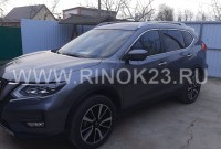 Nissan X-trail 2018 Внедорожник Краснодар