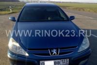 Peugeot 607 2002 Седан дв. 2.2 л. МКПП