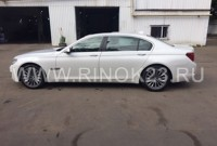 BMW BMW 7 серии V (F01/F02/F04) Рестайлинг 740Li xDrive 2015 Седан Москва