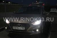 Hyundai Solaris 2019 Седан Краснодар