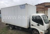 Hino 300 2014 Мебельный фургон краснодар