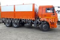 Камаз 65115 бортовой зерновоз (облегченный) 2016 г. дизель 6.7 л МКПП