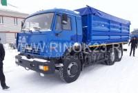 Камаз 65115 самосвал зерновоз 2016 г. дизель 6.7 л МКПП