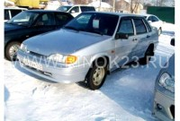 ВАЗ (LADA) 2115 седан 2013 г. бензин 1.6 л МКПП в Кропоткине