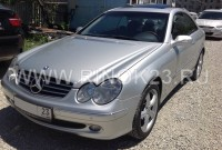 Mercedes-Benz CLK-класс 2002 Купе