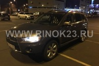 Mitsubishi Outlander 4WD 2012 г. кроссовер бензин 2.4 л АКПП Краснодар