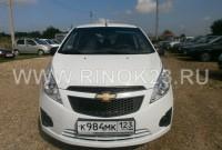 Chevrolet Spark 2013 Хетчбэк Усть-Лабинск