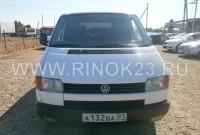 Volkswagen Transporter 1993 Фургон Усть-Лабинск