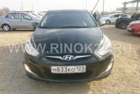 Hyundai Solaris 2013 г. дв. 1.6 л. АКПП Хетчбэк