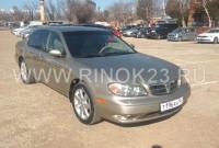Nissan MAXIMA 2004 Седан Краснодар