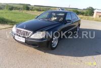 Mercedes-Benz S500 Long 2000 г. седан бензин 5.0 л АКПП Лабинск