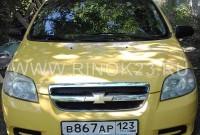 Chevrolet Aveo 2006 г. 1.4 л. механика (МКПП) Седан