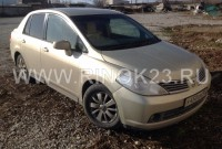 Nissan Tiida Latio седан, 2005 г, 1.5 л, АКПП