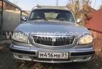 ГАЗ 31105 Волга седан 2004 г. бензин 2.3 л МКПП Краснодар