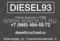 Автосервис форсунок Diesel93
