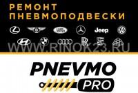 Комплектующие элементы пневмоподвески СТО Pnevmo-Pro Краснодар