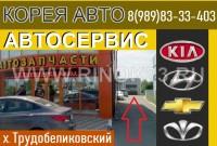 Ремонт Chevrolet Daewoo Hyundai Kia Трудобеликовский КОРЕЯ АВТО