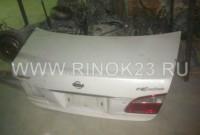 Крышка багажника б/у Nissan Maxima A33 в Краснодаре