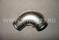 Патрубок (металл) 63*76 (угловой)
