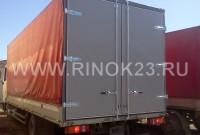 Автоворота для грузовиков евробудка, фургон, газель