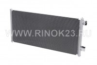Радиатор кондиционера FORD TRANSIT CONNECT 03- Краснодар