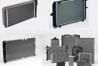 Радиатор охлаждения двигателя CHERY Amulet (A15) M 2006-2012 г. в Краснодаре