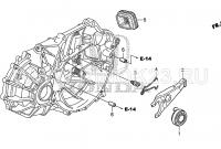 Вилка сцепления Хонда Аккорд 7/8 CL9 2003-2012 Краснодар