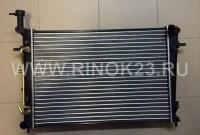 Радиатор охлаждение двигателя Hyundai H-100 Porter в Краснодаре