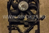 Вентилятор радиатора основной на Вектра Б дизель