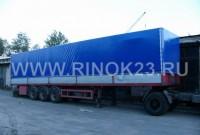Продажа, изготовление, ремонт тентов для прицепов грузовиков