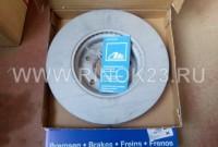Передний тормозной диск Opel Astra J, Zafira C, Chevrolet Cruze G300, Orlando G309  2012 г.