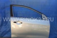Дверь передняя правая Kia Rio 4 c 2011 серебро