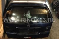 Крышка багажника Opel Vectra B 1994-1999 sedan Краснодар