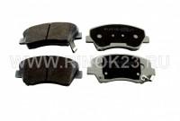 Goodwill Передние тормозные колодки Hyundai / KIA Краснодар