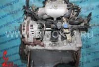 Двигатель D15B (ДВС) Honda CAPA GA4_LOGO GA3 контрактный