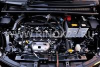 Двигатель б.у Toyota Passo 1kr-fe