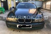 Запчасти BMW E39 авто в разборе Краснодар